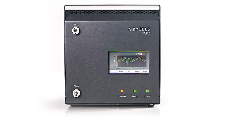 Airmodus A23 Condensation Particle Counter for Vehicle Emissions